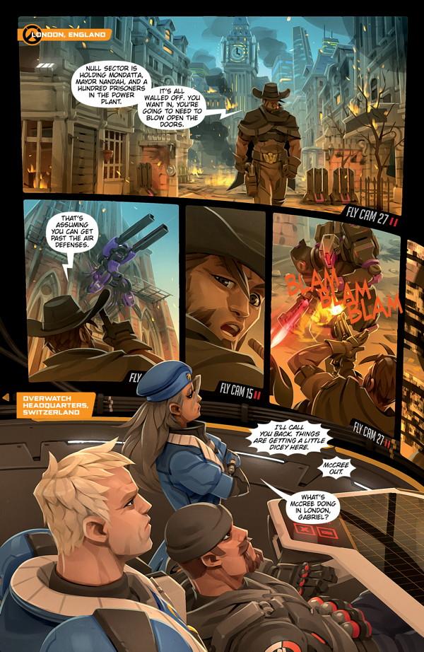 Overwatch  Anthology Volume 1 Hc    Profile    Dark Horse