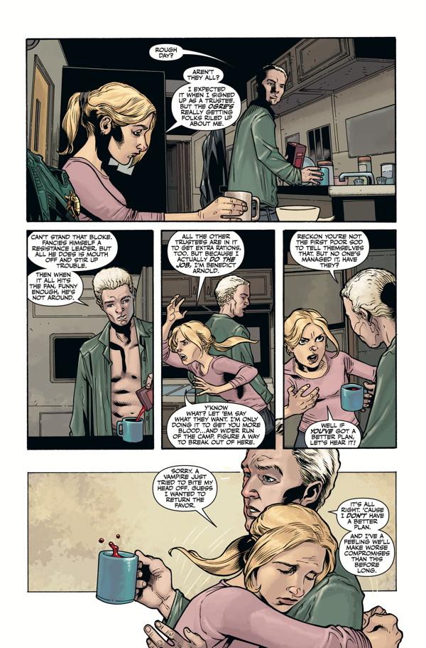 Buffy, Saison 11 - épisode 05