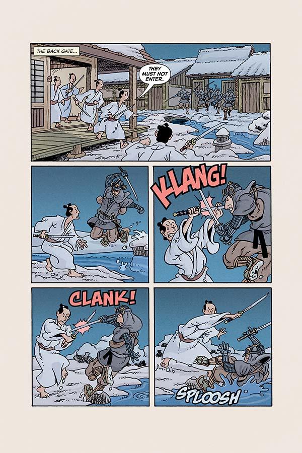 the 47 ronin a graphic novel pdf