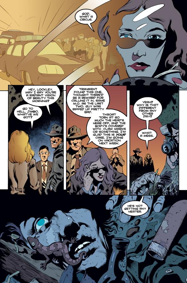 Angel Omnibus Profile Dark Horse Comics