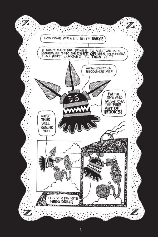 larry marder 39 s beanworld book 2 a gift comes profile dark horse comics. Black Bedroom Furniture Sets. Home Design Ideas