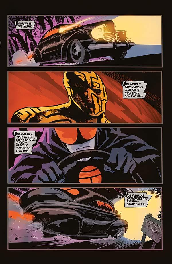 Black beetle comics - photo#17