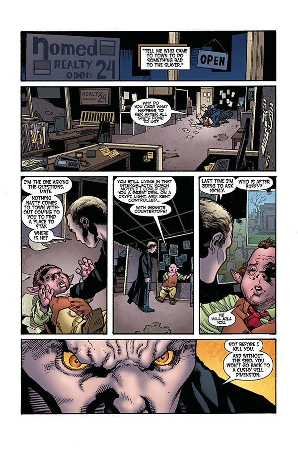 Buffy Season 9 #3 Page 2