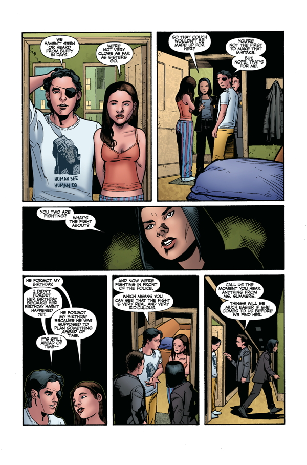 Buffy Season 9 #3 Page 3