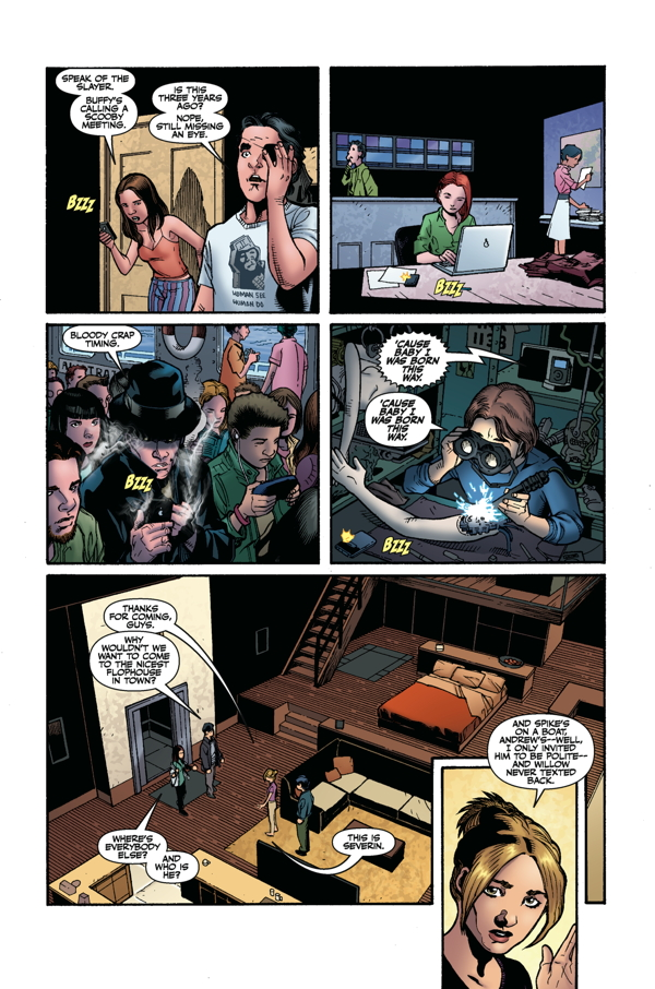 Buffy Season 9 #3 Page 4