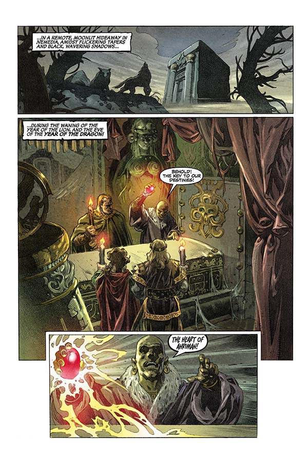 King Conan Volume 3 The Hour Of Dragon TP Page 4