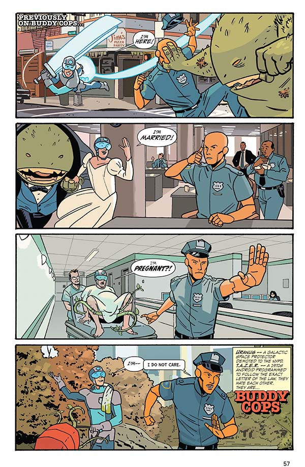 Dark Horse Presents #16 :: Profile :: Dark Horse Comics
