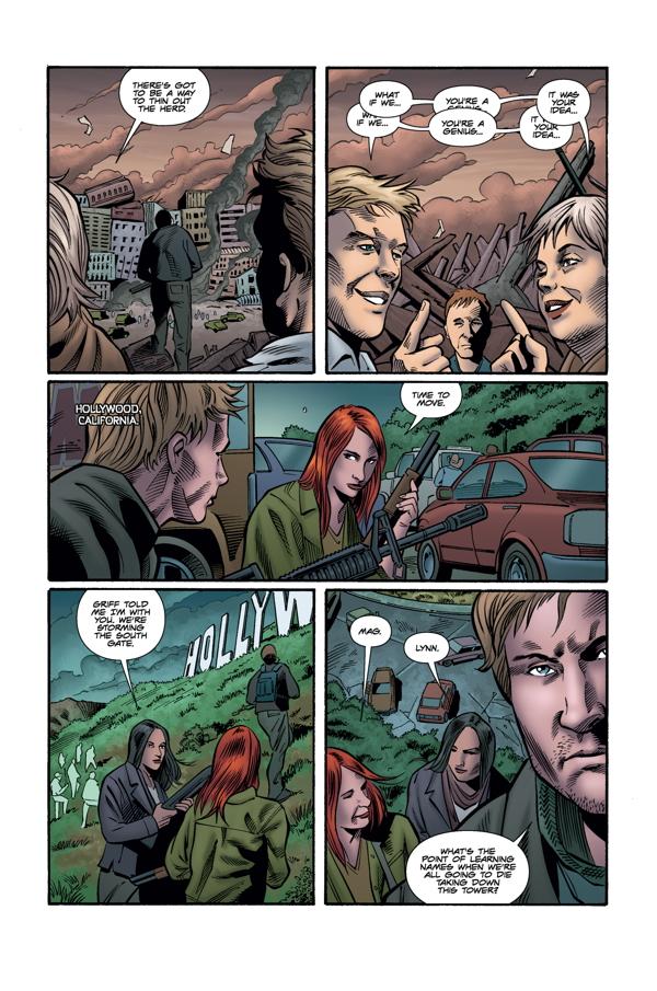 Dollhouse Epitaphs #5 Page 1