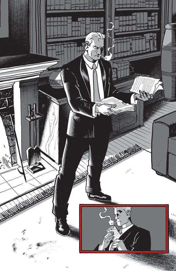 Grendel Behold The Devil 8 Profile Dark Horse Comics