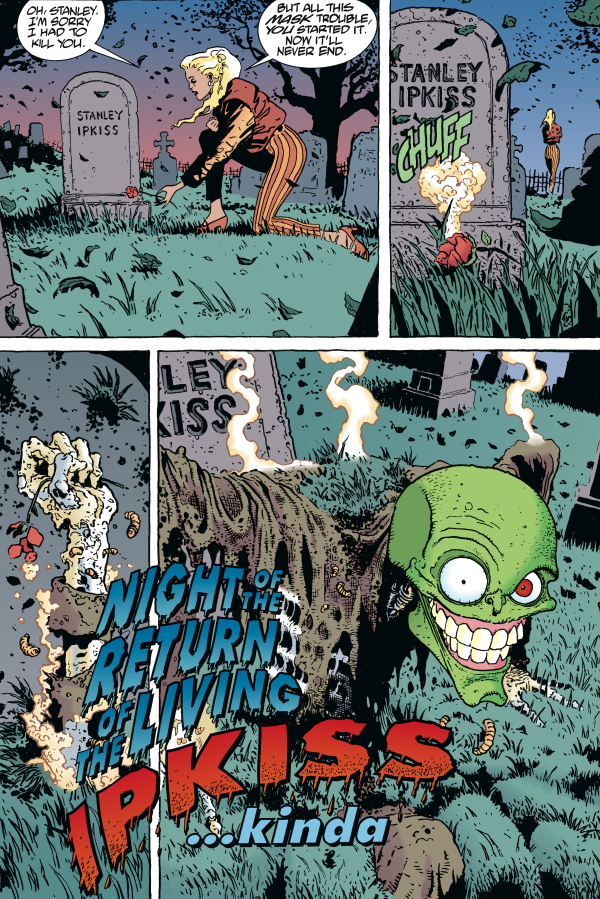The Mask Omnibus Volume 2 :: Profile :: Dark Horse Comics