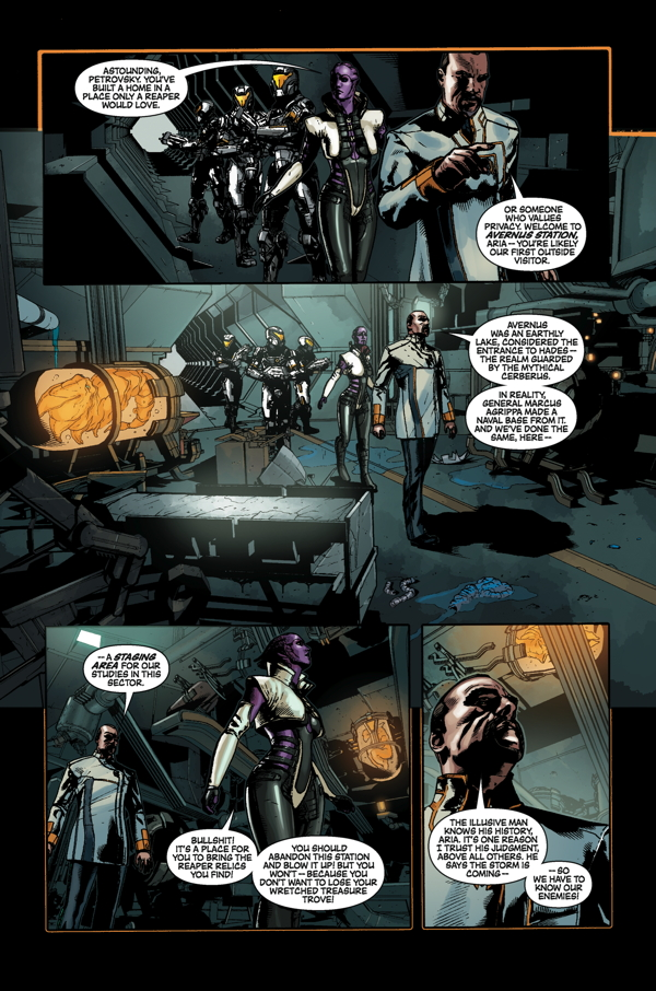 Mass Effect: Invasion #2 Page 2
