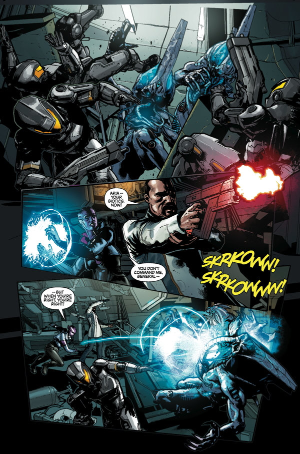 Mass Effect: Invasion #2 Page 4