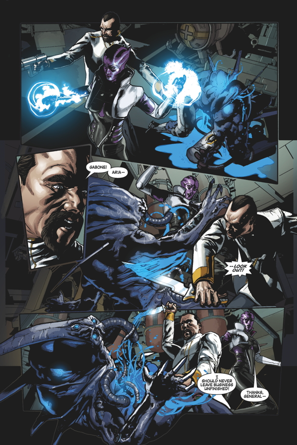 Mass Effect: Invasion #2 Page 5