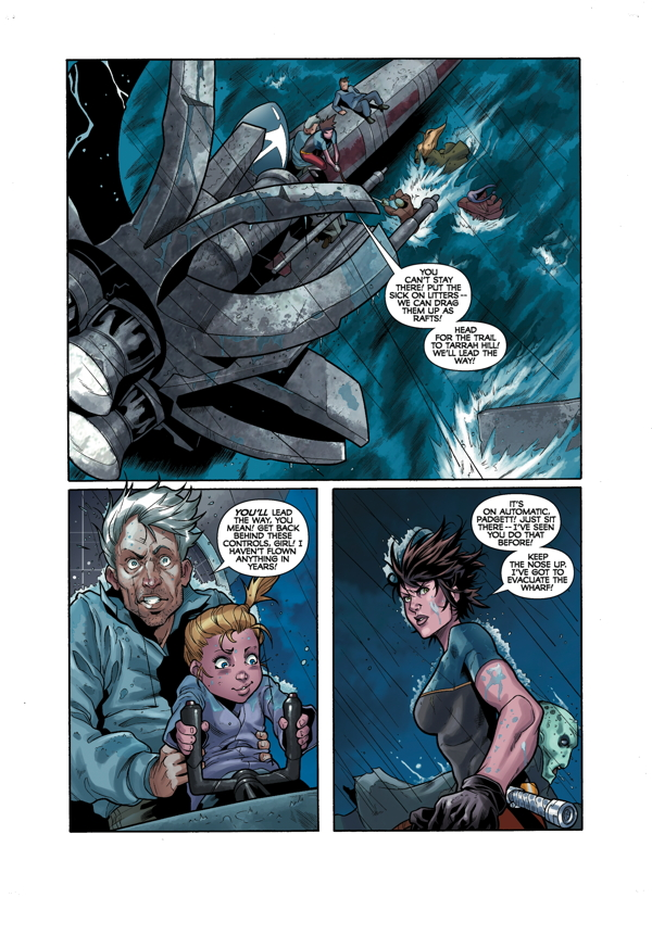 Star Wars: Knight Errant - Deluge #4 Page 3