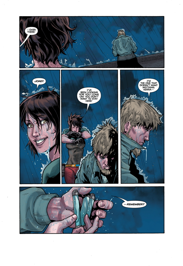 Star Wars: Knight Errant - Deluge #4 Page 5