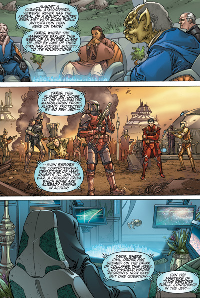 Preview KotOR6 page 1