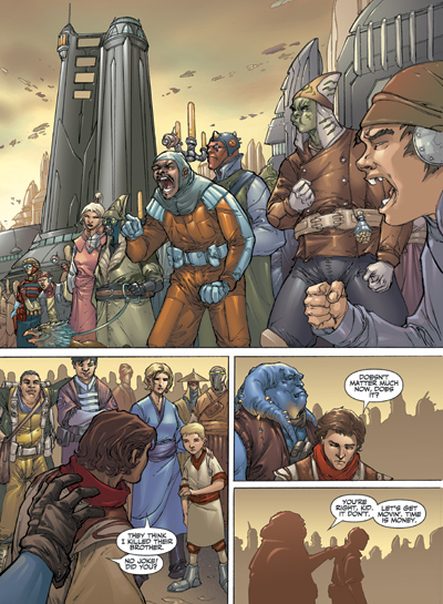 Preview KotOR6 page 3