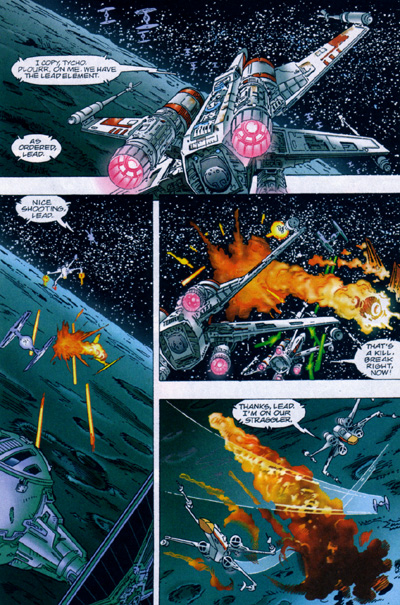 [Cómic] Star Wars: X-Wing Rogue Squadron Swxwempserp3