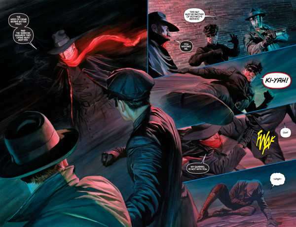 Masks #1 Preview Page 2