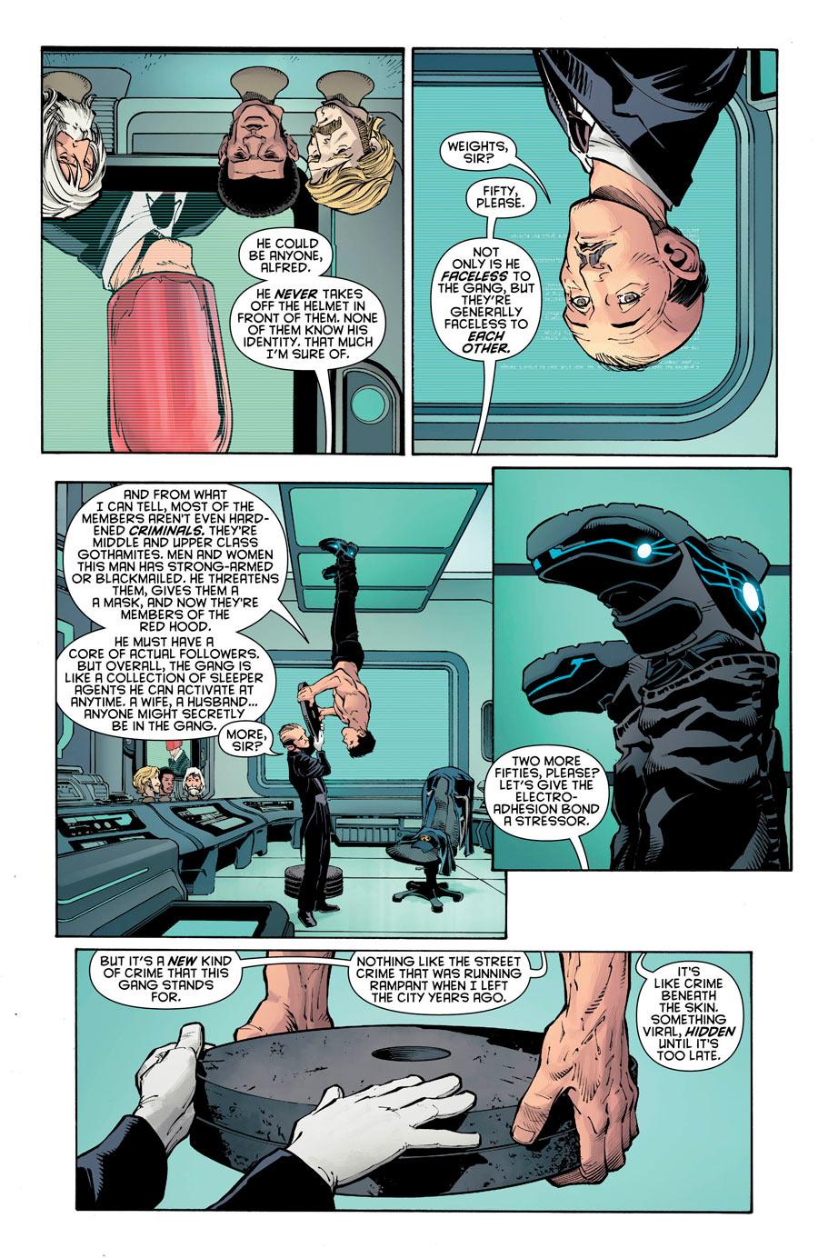 Batman #21 Page 2