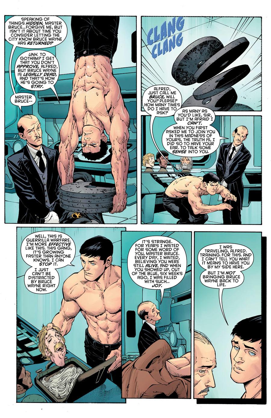 Batman #21 Page 3