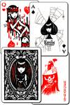 Emily the Strange Playing Cards