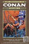 Chronicles of Conan Volume 03: The Monster of the Monoliths and Other Stories TPB
