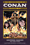 Chronicles of Conan Volume 13: Whispering Shadows and Other Stories TPB