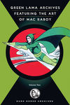 Complete Green Lama Archives Featuring the Art of Mac Raboy Vol. 2 HC