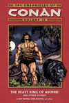 Chronicles of Conan Volume 12: The Beast King TPB