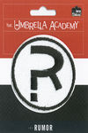 Umbrella Academy Rumor's Emblem Patch