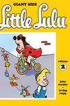 Giant Size Little Lulu Vol. 2 TPB - nick & dent