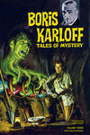 Boris Karloff Tales of Mystery Archives Volume 3 HC
