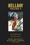 Hellboy Library Edition Volume 4: The Crooked Man and The Troll Witch HC