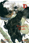 Vampire Hunter D Volume 17: Tyrant's Stars Parts 3 and 4 (Novel)