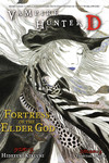 Vampire Hunter D Volume 18: Fortress of the Elder God (Novel)
