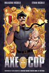Axe Cop Volume 1 TPB - nick & dent