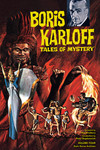 Boris Karloff Tales of Mystery Archives Volume 4 HC