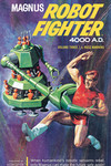Magnus, Robot Fighter 4000 A.D. Archives Volume 3 TPB - nick & dent