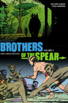 Brothers of the Spear Archives Volume 2 HC - nick & dent