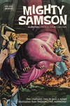 Mighty Samson Archives Volume 4 HC