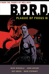 B.P.R.D.: Plague of Frogs Volume 03 TPB