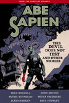 Abe Sapien Volume 2: The Devil Does Not Jest TPB
