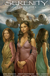 Serenity Volume 2: Better Days and Other Stories 2nd Edition HC