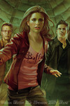 Buffy the Vampire Slayer Season Eight Library Edition HC Volume 4