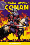 Savage Sword of Conan Volume 11 TPB
