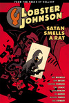 Lobster Johnson TPB Volume 3: Satan Smells a Rat - nick & dent