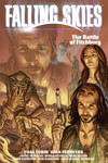 Falling Skies Volume 2 TPB Battle of Fitchburg - nick & dent