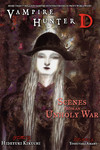 Vampire Hunter D Volume 20: Scenes of an Unholy War (Novel)