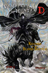 Vampire Hunter D Volume 21: Record of the Blood Battle (Novel)